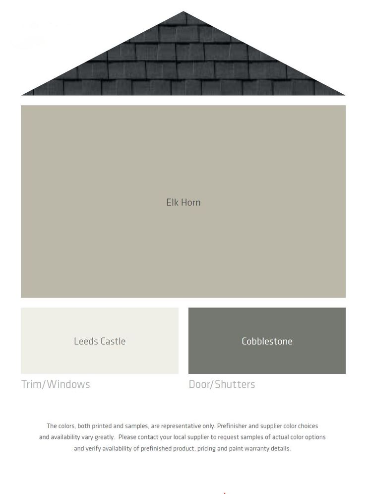Best 25 Exterior Color Palette Ideas On Pinterest