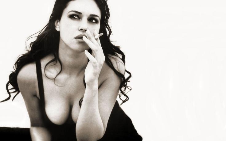 Love me some Monica Bellucci
