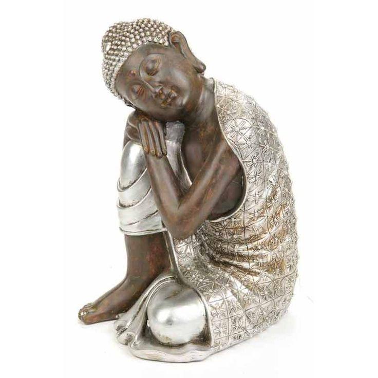 Disponible sur Paris-Prix.com ! Statue Déco Bouddha 35cm