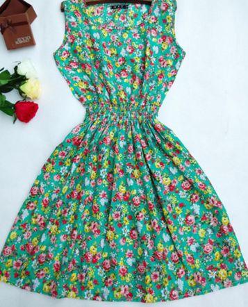 2016 Summer Dress - Dress #122