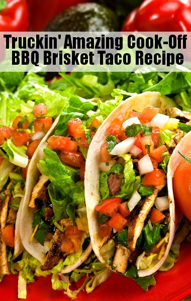 Live! with Kelly continued their search for the best food truck recipe and found this BBQ brisket taco recipe.