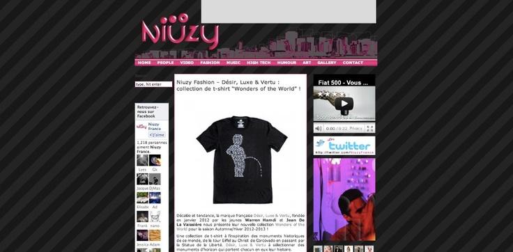 Niuzy July 2012
