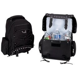 Heavy-Duty PVC Motorcycle Cooler Bag and Backpack - eCrater Stores Network