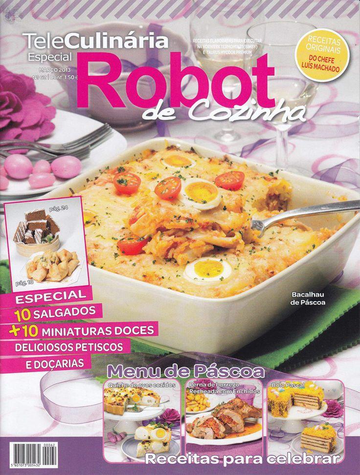 TeleCulinária Robot de Cozinha Nº 62 - Março 2013