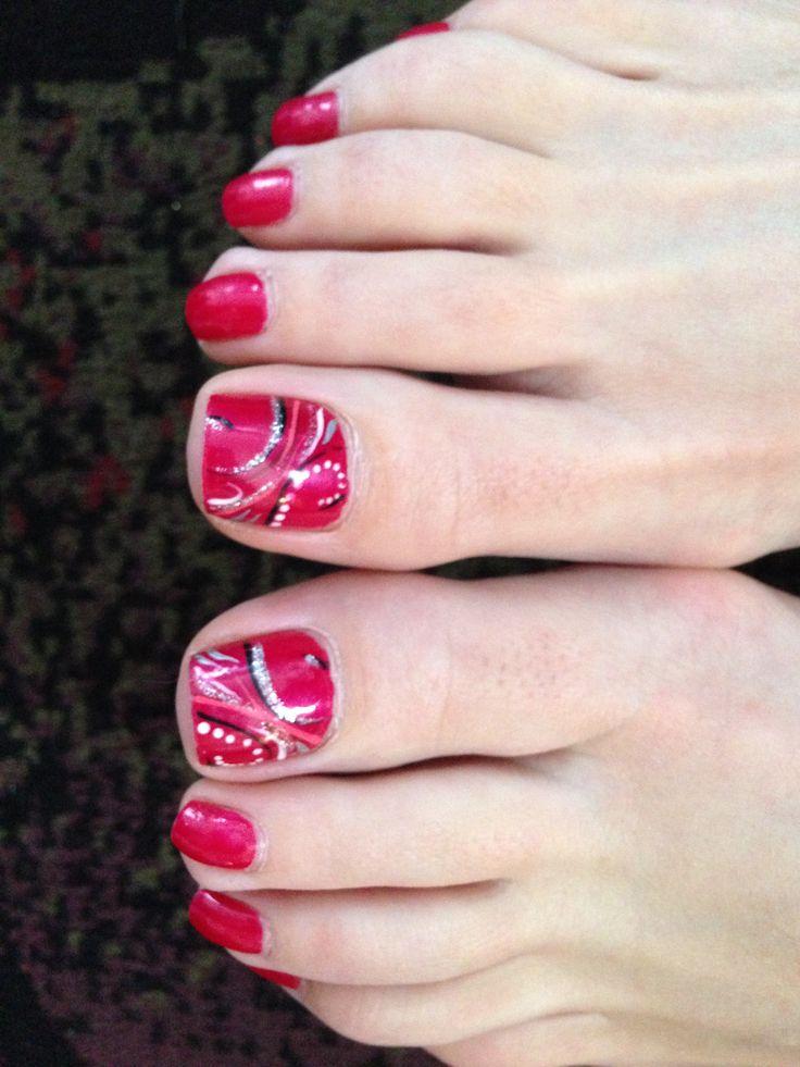 11 best Pedi nail ideas images on Pinterest | Nail ideas, Nail ...