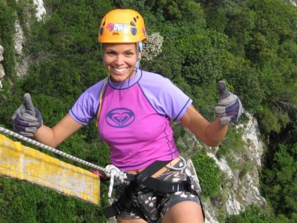 List of abseiling companies in South Africa