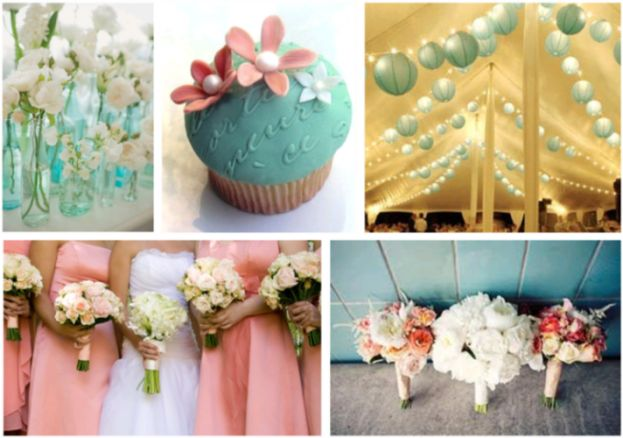 Turquoise And Yellow Wedding Ideas: 17 Best Images About Wedding Color Scheme