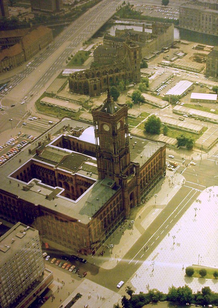 Überblick aus der Luft - Seite 2 - Berlin - Architectura Pro Homine