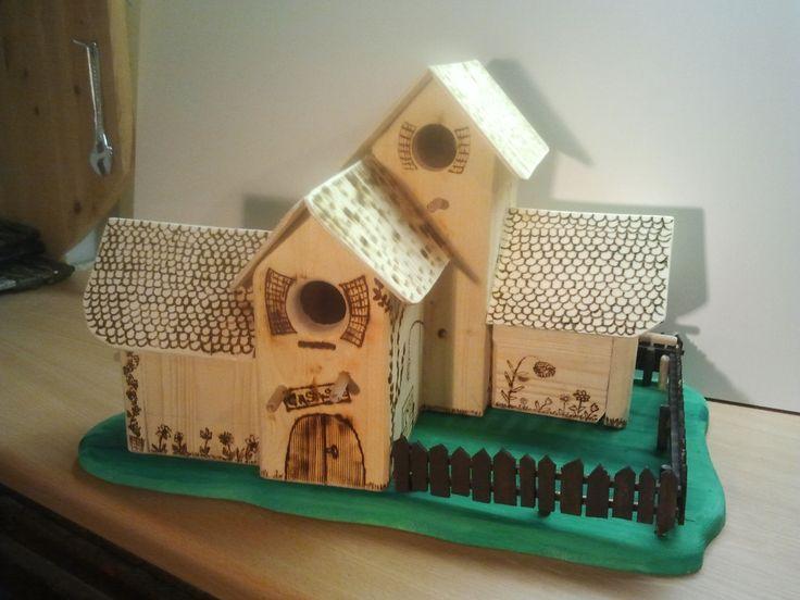 25 einzigartige bauanleitung vogelhaus ideen auf pinterest nistkasten bauanleitung. Black Bedroom Furniture Sets. Home Design Ideas