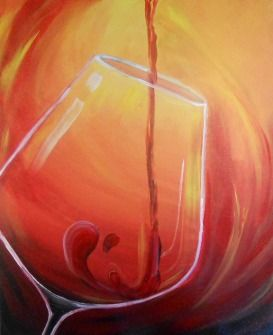 1000 images about paintings taught at pnnash on pinterest for Wine and paint orlando