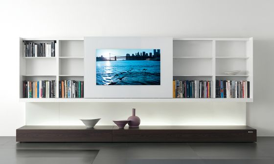 Shelving systems | Storage-Shelving | Newind | Acerbis. Check it out on Architonic