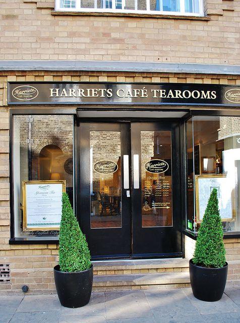 Harriets Café & Tearooms   Cambridge   Flickr: Intercambio de fotos