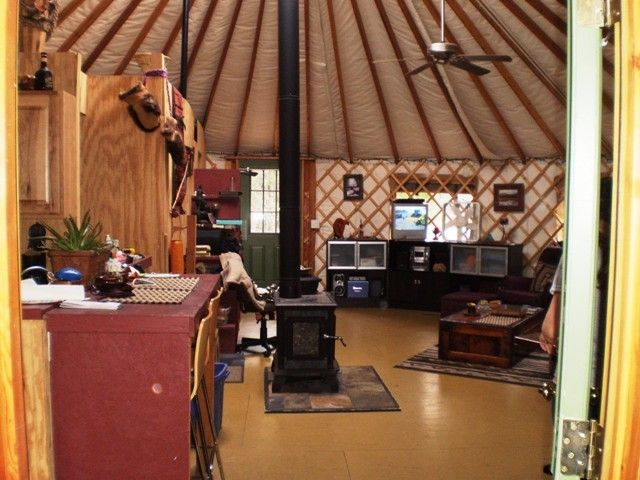 Homer Alaska Yurts