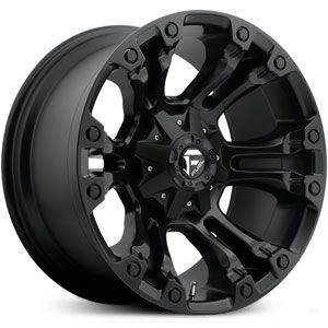 My Rims... New 2015 Fuel Vapor D560, matte black wheels.