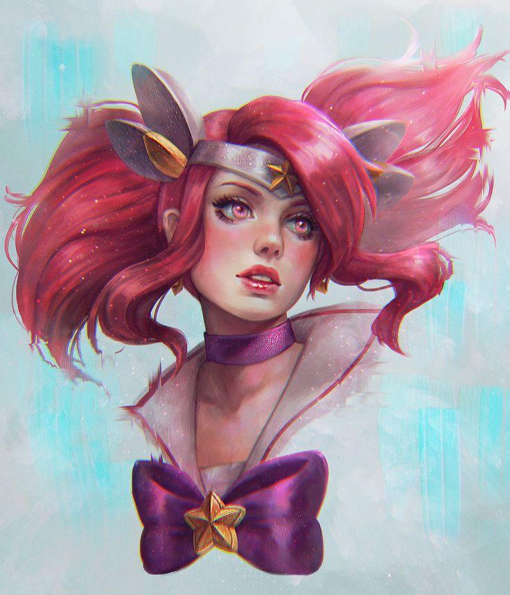 Abigail diaz star guardian lux final