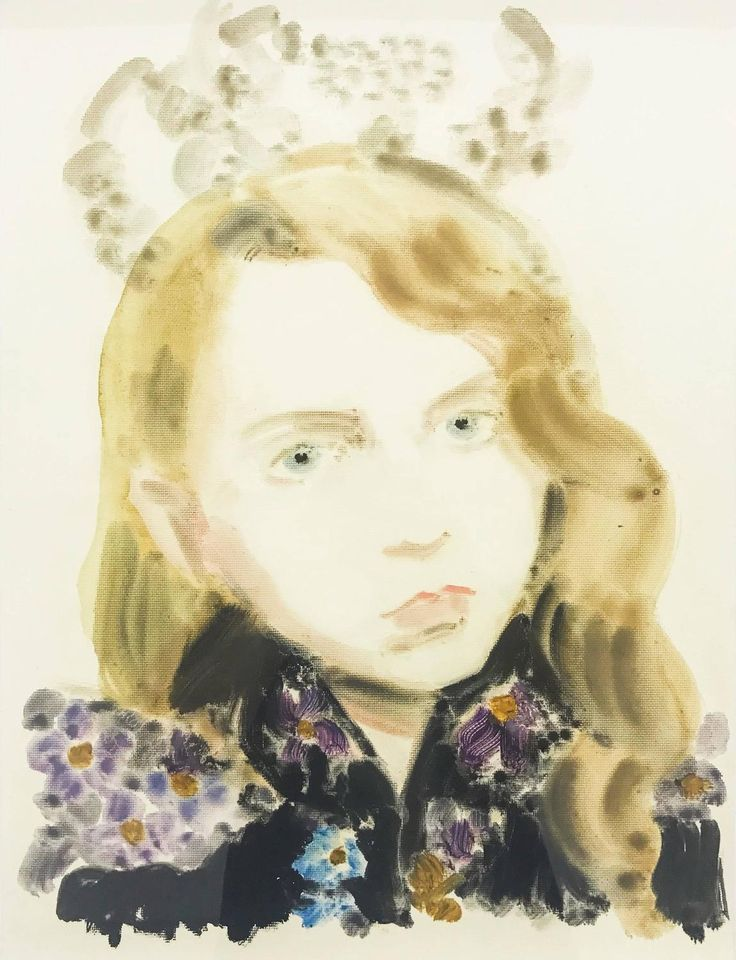 """Lily Cole from the series """"The Muses of Jean Paul Gaultier"""""""