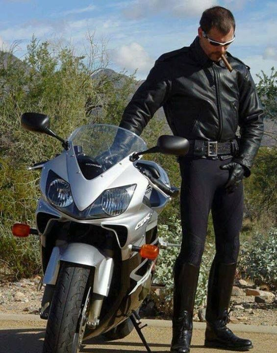 Motorcycle Gear For Big Guys