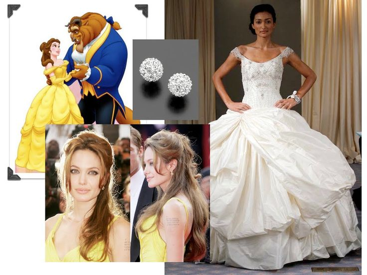 207 best images about a beauty and the beast wedding on for Wedding dress like belle from beauty and the beast