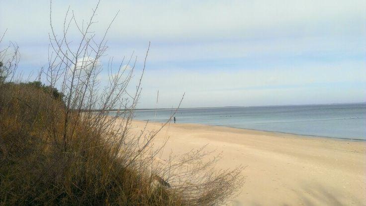 Glowe - kilometerlanger Sandstrand