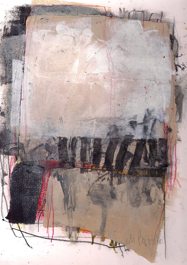 Abstract Collage by Marie Bortolotto