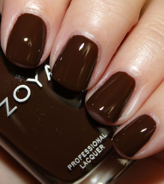 Zoya - Louise. Swatched.