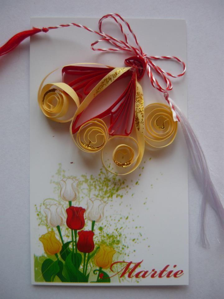 martisor floare galbena
