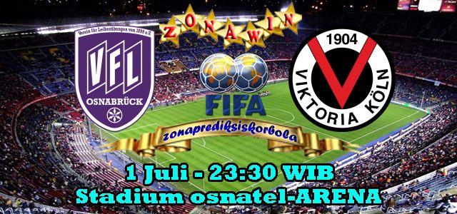 Prediksi VfL Osnabruck vs Viktoria koln 1 Juli 2015