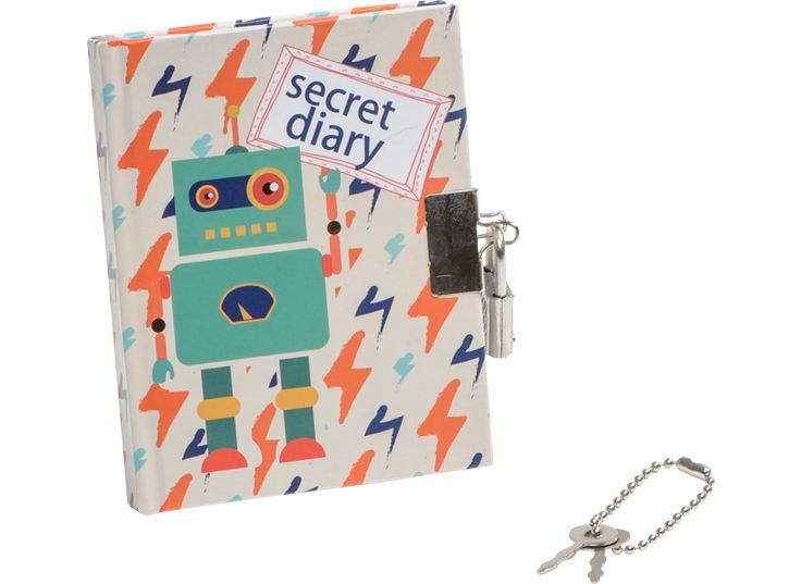 Dagbok med lås, Secret Diary