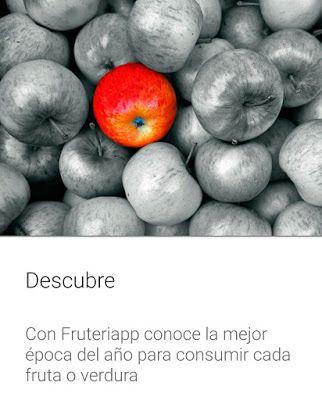 Crea y aprende con Laura: @Fruteriapp: App que apuesta por la fruta y verdur...