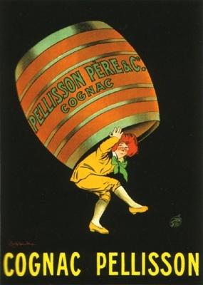 Leonetto Cappiello, Cognac Pellisson