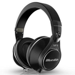 Bluedio U (UFO) PPS 8 Drivers Over-ear Bluetooth Wireless Headphone with Mic
