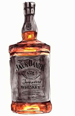 whiskey, jack daniels