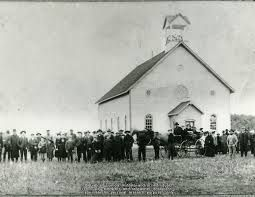 Image result for batoche church
