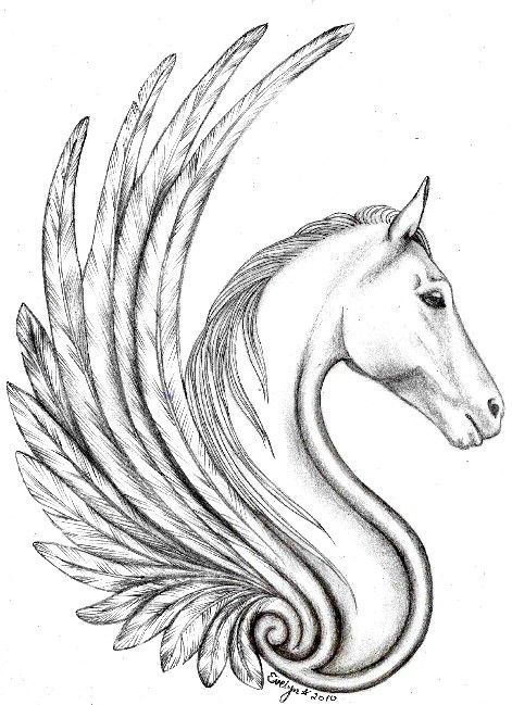 Pegasus Tattoo Der Judith Ihr Blog Zlub Go Pics
