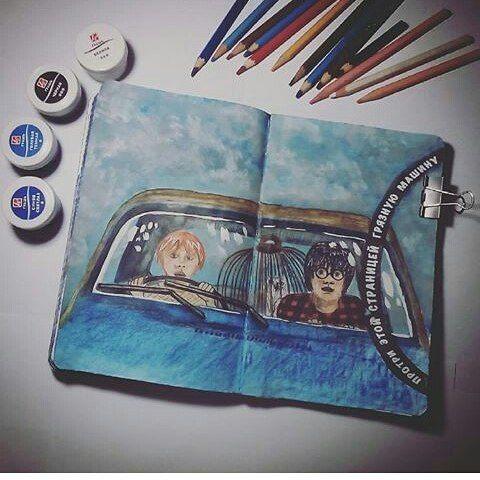 "26 Synes godt om, 1 kommentarer – Wreck This Journal (@wreckthisyournal) på Instagram: ""В моём уничтожь меня осталось 13 разворотов #уничтожьменя #wreckthis #wtj #wtj_ponomaryova…"""