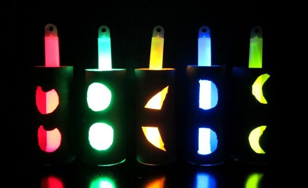 Glow Crafts | ActiveDark.com - Glow Party Ideas, Glowing Crafts ...