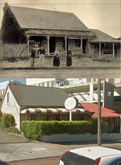 Gladesville Post Office building on Great North Road and Victoria Road., Gladesville, Sydney 1894~2014 *** photo's shared by Ryde City Council~Google Street View. v@e