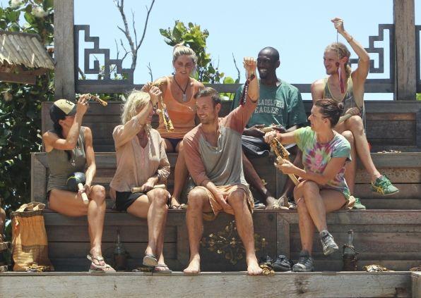 Survivor 2013 Spoilers Live Recap: Episode 6- Tribe Switch-Up | Gossip and Gab