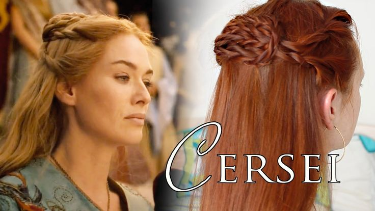 Hairstyles Games Awesome 36 Best Game Of Thrones Hair Images On Pinterest  Braided