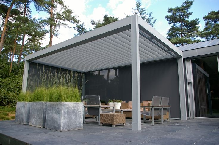 camargue terrace cover - www.renson-outdoor.com