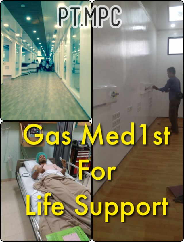 Gas Medis For Live
