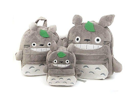 Lovely Cartoon Totoro Plush Children's School Bag Shoulder Backpack (large) children's school bag http://www.amazon.com/dp/B00OWNA7YU/ref=cm_sw_r_pi_dp_5LS2vb0BVYGPX
