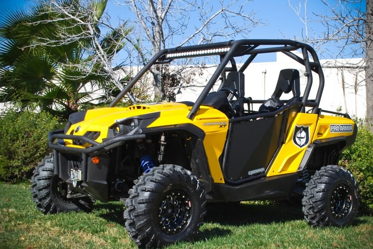 CAN AM COMMANDER 800 1000 PROARMOR SUICIDE DOORS
