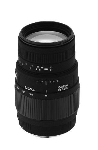 Sigma 70-300mm f/4-5.6 SLD DG Macro Lens with built in motor for Nikon Digital SLR Cameras - http://allgoodies.net/sigma-70-300mm-f4-5-6-sld-dg-macro-lens-with-built-in-motor-for-nikon-digital-slr-cameras/
