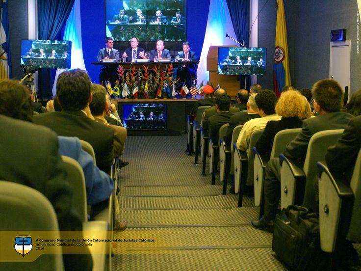 Cierre V Congreso Mundial de Juristas Católicos