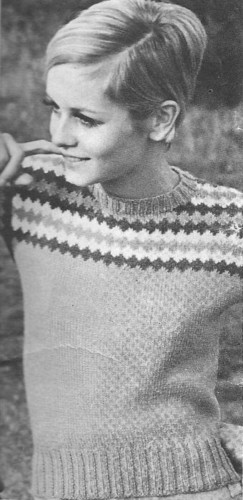 Twiggy is the equivalent to perfection.
