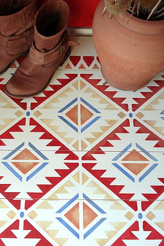 17 best ideas about navajo pattern on pinterest native for Native american tile designs