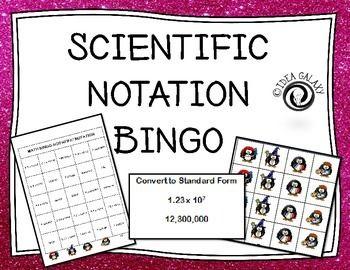 Notation scientific test pdf