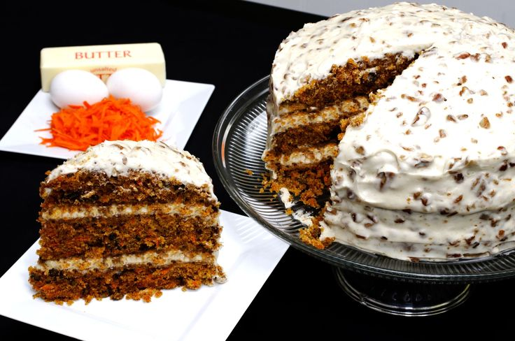 Happy National Carrot Cake Day!