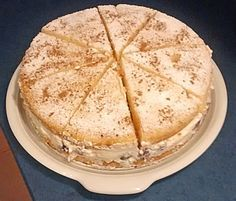 Low Carb Rezepte: Low Carb Fantakuchen